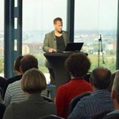 Marketo Live Amsterdam Keynote Diederik Martens
