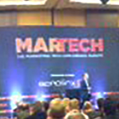MarTech Conference London Keynote Diederik Martens