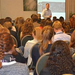 Radboud University Lecture Diederik Martens